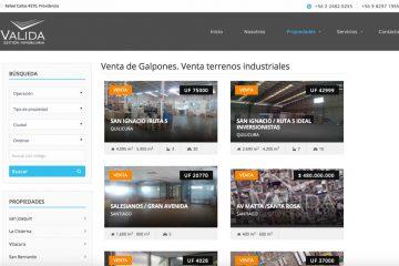 Valida Propiedades, cómo encontrar tu terreno industrial en Quilicura y Lampa