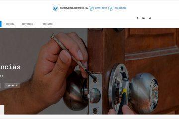 Servicio de cerrajero urgencias a domicilio en la comuna de Las Condes