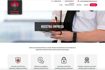 Seguridad Sentinel: Empresas de guardias de seguridad y vigilantes privados en Chile