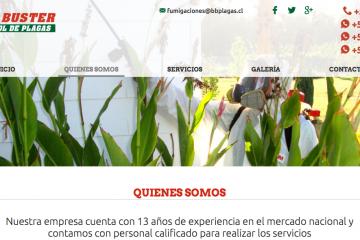 BB Plagas, líder en empresas de fumigaciones en Chile