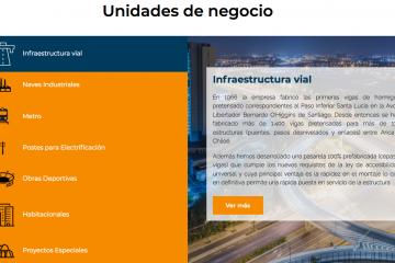 Hormisur, empresas de hormigón prefabricado en Santiago y Regiones