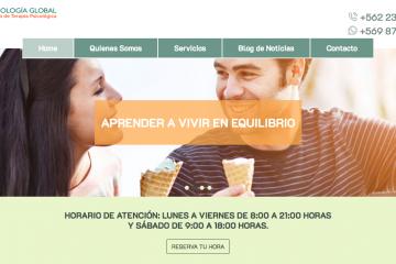 Psicología Global, Psicoterapia de pareja en Santiago