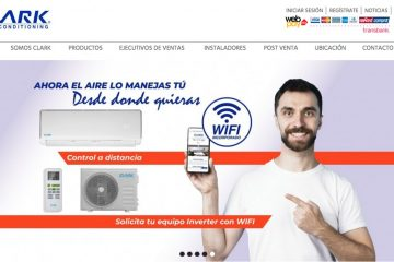 Clark air conditioning, equipos portátiles de aire acondicionado