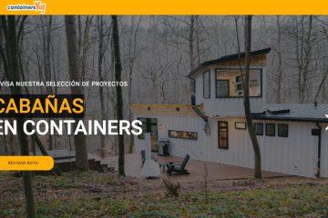 Containers ya, expertos en bodegas de containers
