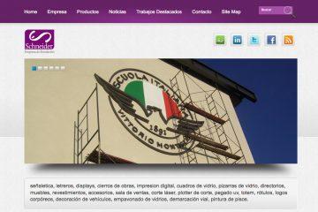 Esschneider, fabricantes de letreros publicitarios en Chile