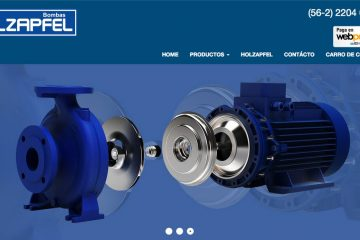 Holzapfel, venta de bombas para aguas servidas en Chile