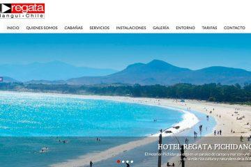 Hotel Regata, cabañas en Pichidangui para verano