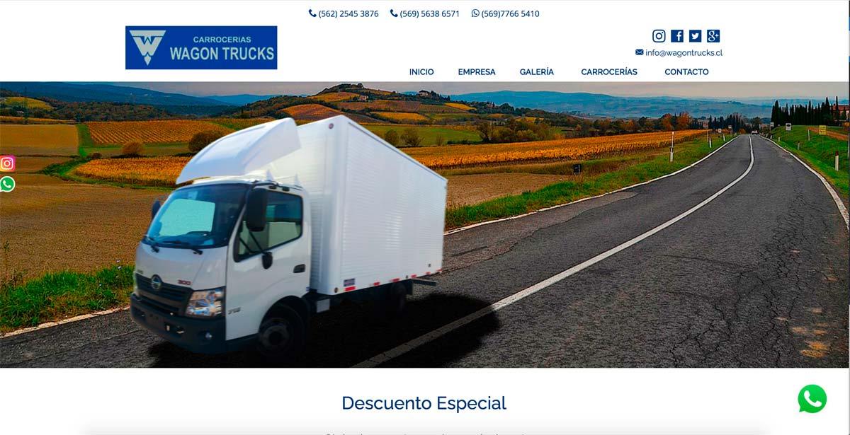 fabrica de carrocerias Chile