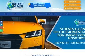 Battery Mundo, baterías para paneles solares
