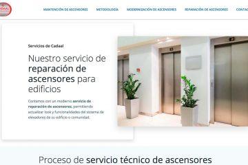 Cadaalascensores, empresa de ascensores en Chile