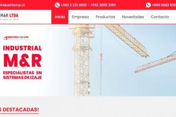 Industria MyR, comercializadora de gancho autoseguro en Santiago