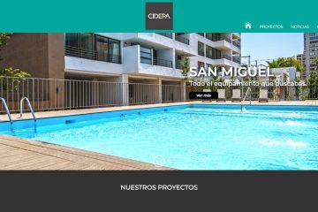 Cidepa, departamentos nuevos Lo Barnechea