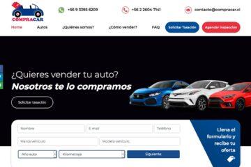 Compracar, automotora líder en compra-venta de autos usados en Santiago