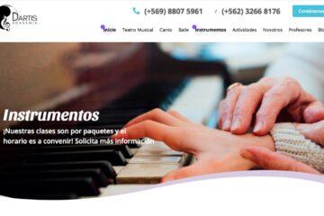 Dartis Academia, escuela de música en Santiago de Chile