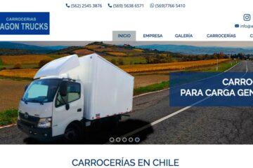 Wagontrucks, construcción de carrocerías en la Región Metropolitana