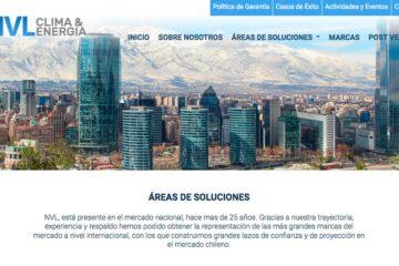 NVL, Venta manejadores de aire y fancoils en Santiago de Chile