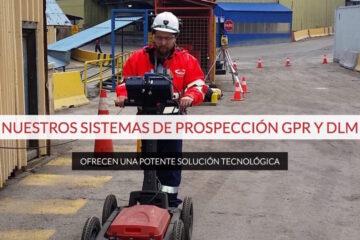 Geored Chile, empresa de detección de líneas metálicas y líneas no metálicas en Chile