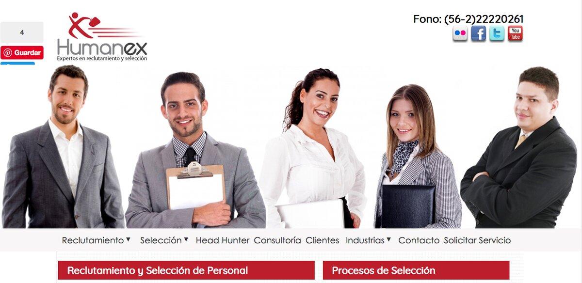 servicios de recursos humanos en la rm de santiago de chile