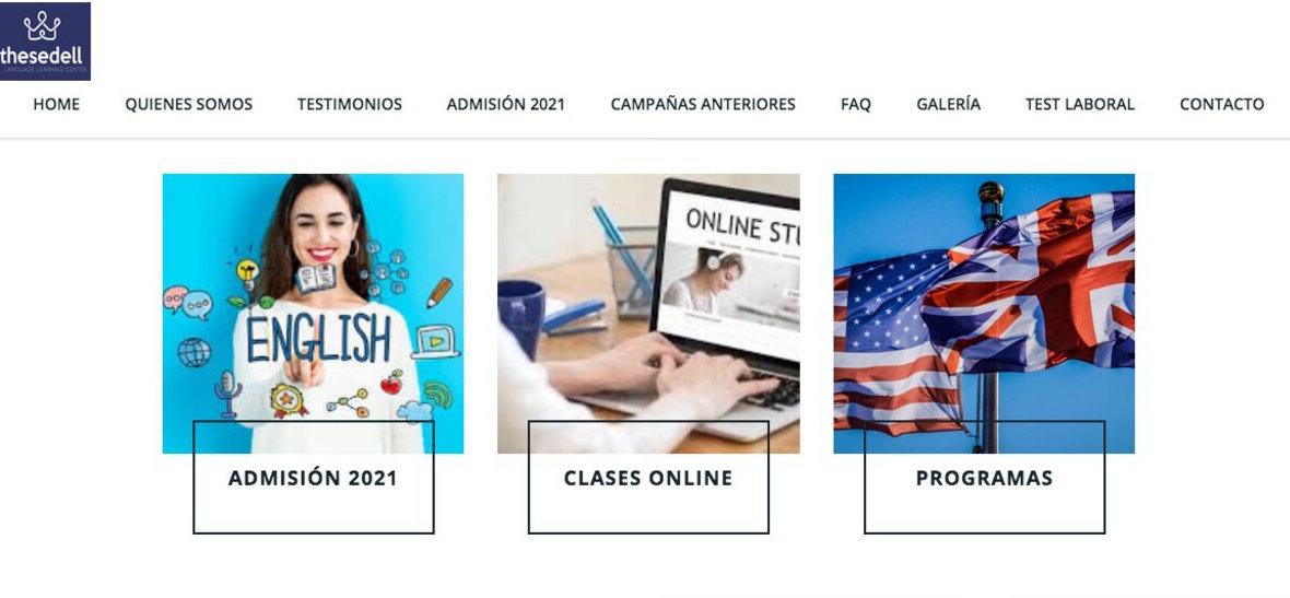 clases de inglés online en la rm de santiago de chile
