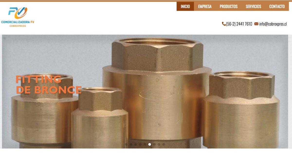 Cobrexpres, distribuidores de plancha de cobre