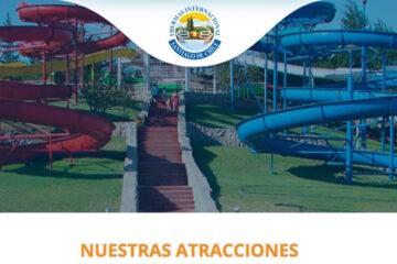 Thermas Internacional, centro vacacional en la Región Metropolitana