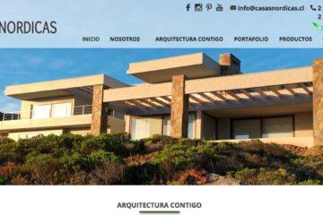 Casas Nórdicas, principal constructora de casas prefabricadas en Chile