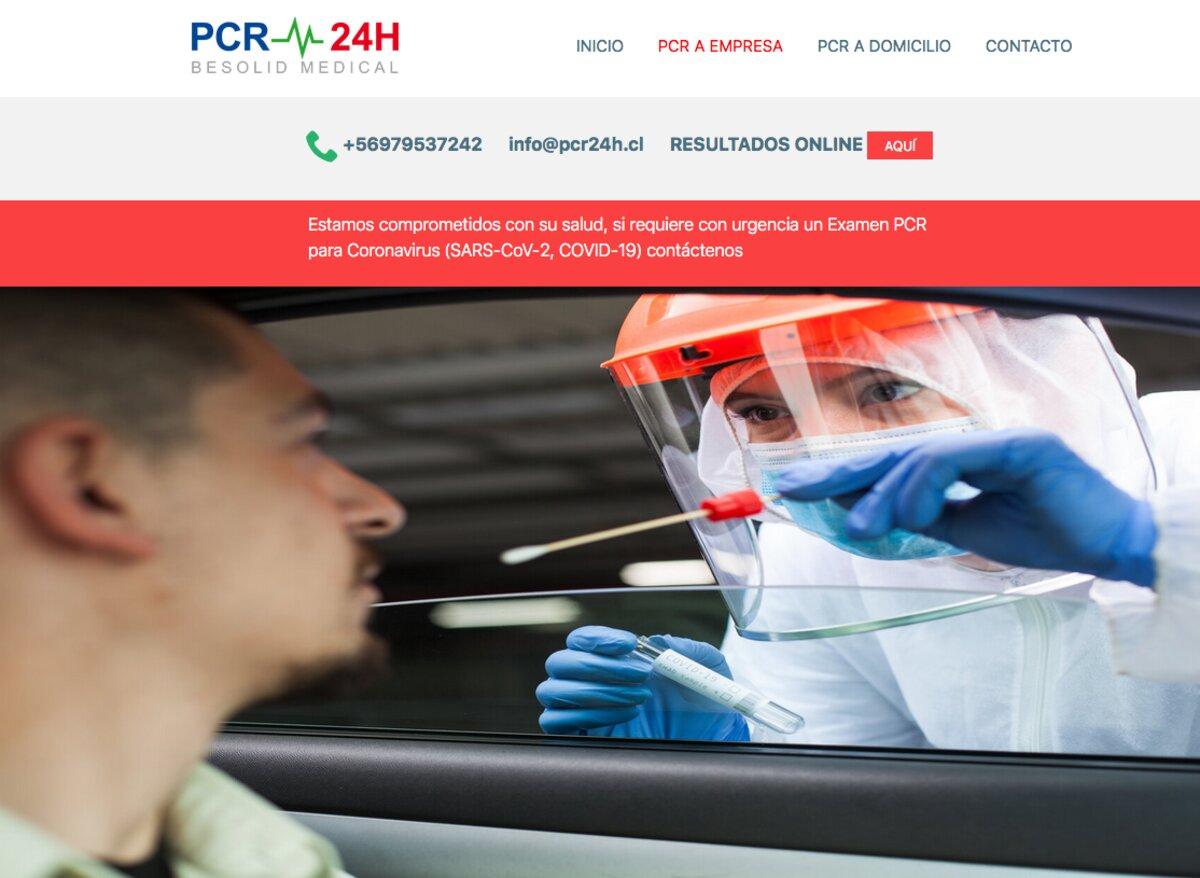 Test de PCR en la RM
